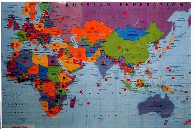 Courageous living guestbook world map afghanistan algeria angola arab republic argentina aruba asiapacific region australia austria azerbaijan bahamas bahrain gumiabroncs Images