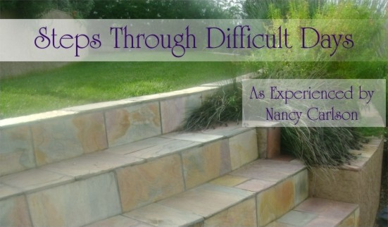 Steps for Difficult Days by Nancy Carlson